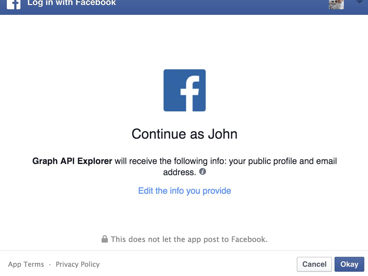Фейсбук требует фотографию